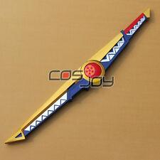 "35"" Zyuden Sentai Kyoryuger deathryuger PVC Cosplay Prop -1026"