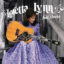 Full Circle by Loretta Lynn (CD, Mar-2016, Sony Music)