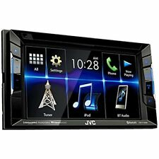 "InDash DVD & Video Receivers JVC KW-V230BT Multimedia 6.2"" WVGA Clear Resistive"