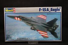 XP098 REVELL 1/72 maquette avion 4411 F-15A Eagle F15 année 19886