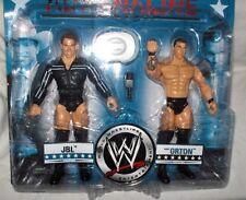 WWE - JBL + Randy Orton Figuren-Set+Zubehör, ca.18 cm Wrestling-Neu,OVP,RARITÄT