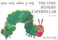 The Very Hungry Caterpillar in Gujarati and English by Eric Carle, NEW Book, FRE