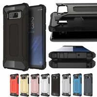 Heavy Duty Hybrid Hard Rugged Protector Case For Samsung Galaxy Note 9 8 5 4