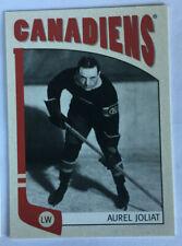 Aurel Joliat 2004-05 ITG Franchises #63 - Old Montreal Canadiens Star