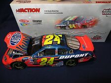 Jeff Gordon #24 DuPont 1/24 2005 Daytona Raced Win Version 574/824 RCCA Club Car