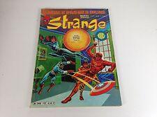 COMICS  EO REVUE STRANGE N° 152 1982