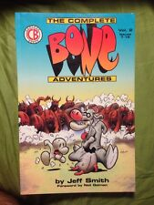 Complete Bone Adventures Vol 2 TPB Jeff Smith 1st Print Eisner/Harvey Winner