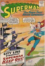 Superman #130  VG/F