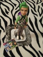 Monster High Dawn of the Dance Deuce Gorgon Doll & Accessories