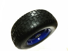 16x 6.50-8 Solid Tyre Wheel Wheelbarrow Flat Free ( 25 mm center ) -Brand New