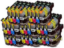 32 LC123 Ink Cartridges For Brother DCP-752DW DCP-J4110DW MFC-J4410DW non-OEM