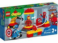 Lego Duplo 10921 il laboratorio dei supereroi