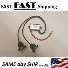 Auto DC to DC converter ---- 12 volt - 5 volt ---- Dual USB converter / adapter