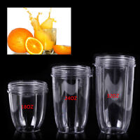 18/24/32OZ Clear Tall Magic Juicer Cup Mug For NutriBullet Nutri Bullet Blender