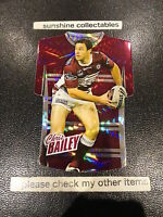 2010 SELECT NRL CHAMPIONS DIECUT JERSEY CARD JDC65 CHRIS BAILEY SEA EAGLES