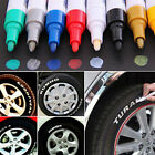 8 Colors Waterproof Permanent Paint Marker Pen Car Tyre Tire Tread Rubber Metal