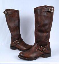 Frye 'Veronica Slouch' Boot- Dark Brown- Size 6.5 B    (B15)