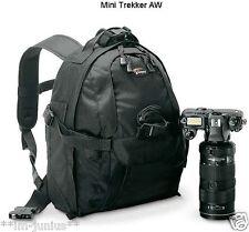 Lowepro Mini Trekker AW DSLR Photo Camera Bag Backpack for Sony Canon Universal
