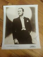 """CHARLES Edward """"BUDDY"""" ROGERS, Wings/My Best Girl, signed Autograph Photo 1930s."""