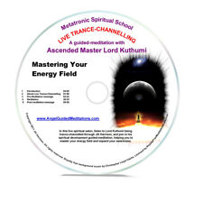 Angel Guided Meditation CD No 32 - MASTERING YOUR ENERGY FIELD  Lord Kuthumi
