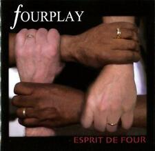 Fourplay - Esprit De Four (NEW CD)