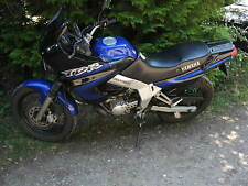 Yamaha TDR 125 BJ 27.07.2001 20800km gelaufen 15PS Leichtkraftrad
