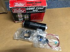 Electric Fuel Pump Mallory 11106M
