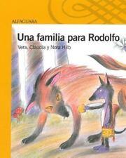 Una familia para Rodolfo (Spanish Edition)
