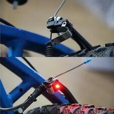 LED Bicycle Brake Light Bike Safety Stop Warning Lamp Waterproof Seen at Night
