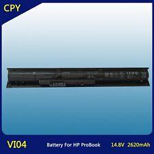New listing New Battery for Hp ProBook 440 445 450 455 G2 Vi04 Vi04Xl 756479-421 756743-001