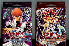 Yu-Gi-Oh!  Yugi & Kaiba Reloaded Starter Deck 1st Edition New Factory Sealed