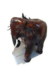 More details for massive hand carved elephant 34.2kg