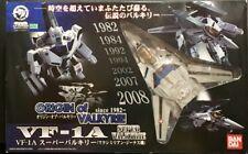 Macross Bandai VF-1A Valkyrie 1/55 Origin of Valkyrie Max Jetfire Unused Sealed