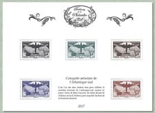 France 2017 Air conquest of the South Atlantic avion airplane  ms5v mnh **