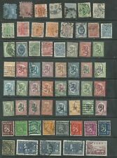Finland 1867-1946 from old collection mostly good used (2011)