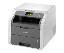 Brother DCP-9015CDW AIO Colour Laser Printer, 9.3cm TFT Colour Touchscreen, 18pp