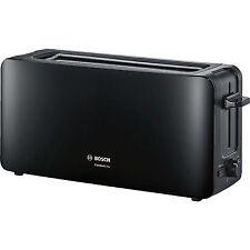 Bosch TAT6A003 Comfortline Long Slot Toaster Black1090w Genuine