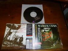Kingdom Come / Twilight Cruiser JAPAN+1 VICP-5727 *O