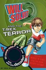 Will Solvit and the T-Rex Terror by (Paperback)