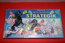 VINTAGE STRATEGY BOARD GAME ''ALEXANDER THE GREAT'' ANCIENT WARFARE BATTLEFIELD