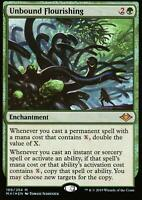 Unbound Flourishing FOIL | NM/M | Modern Horizons | Magic MTG