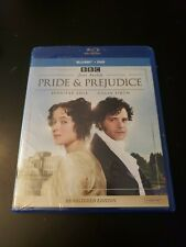 BBC Pride And Prejudice . Blu-ray+ DVD 4 DISC Set  Remastered Edition New (5A)