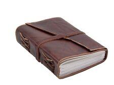Lederbuch Gaucho - Tagebuch Notizbuch Reisetagebuch Büffelleder XXL
