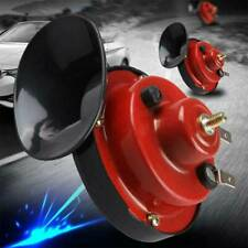 300dB 12V Super Loud Single Trumpet Air Horn Kit for Car Truck Lorry Boat -Train