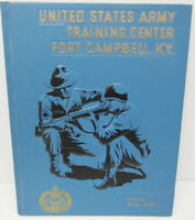 UNITED STATES ARMY TRAINING CENTER FOR CAMPBELL, KY D 1968 YEARBOOK -G1
