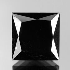 6.49 Cts EXCELLENT FANCY NATURAL JET BLACK DIAMOND - Ask Best Offer