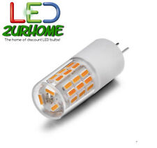 G4 LED 3W = 30W Capsule Light Bulb Replacement for G4 Halogen Bulbs 12V Low Volt