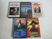 RAY STEVENS Comedy Lot of 5 Cassette Tapes Best Of I have Returned MORE (A1)