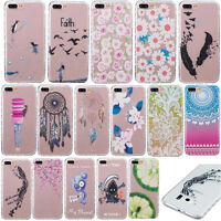 Ultraslim Housse Etui Coque Cover Souple TPU Silicone Protection Pour Samsung&LG