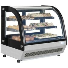 More details for lct750c countertop refrigerated chilled display shop snack sandwich cake drink